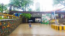 Heavy monsoon rains cause havoc in India's financial hub Mumbai