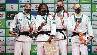Judo Dünya Şampiyonası heyecanlı maçlarla devam ediyor