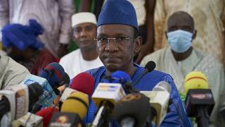 ECOWAS delegation meets Mali's prime minister