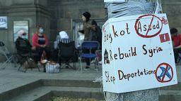 Le Danemark divise des familles de réfugiés syriens en leur retirant leur statut