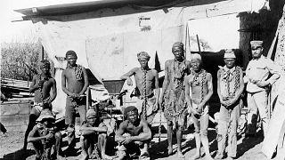 """Génocide en Namibie : l'Allemagne rejette les appels à des """"réparations"""""""