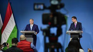 A miniszterelnök a csütörtöki Kormányinfón