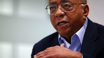 Mo Ibrahim: Vaccine hoarding hurts Africa
