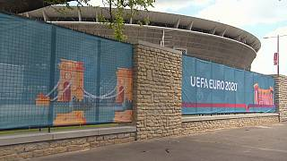 Estádio Puskas preparado para receber Portugal