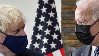 """جونسون يصف العلاقة مع الولايات المتحدة بأنها """"غير قابلة للتدمير"""""""