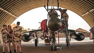Des soldats de l'opération Barkhane, au Mali, en juin