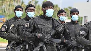 Côte d'Ivoire inaugurates International Academy for Combating Terrorism