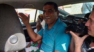 الناشط السياسي الجزائري كريم طابو