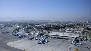 Uluslararası Kabil Hamit Karzai Havaalanı