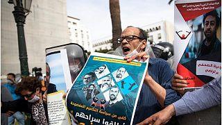 مطالبات بالإفراج عن عمر الراضي وسليمان الريسوني
