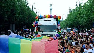 Budapest Pride fesztivál 2013-ban