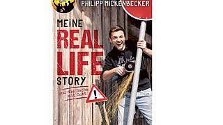 Philipp Mickenberger hatte ein Buch geschrieben