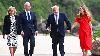 نخستوزیر بریتانیا و رئیسجمهوری آمریکا