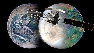 """وكالة الفضاء الأوروبية تختار مسبار """"إنفيجن"""" لاستخدامه في استكشاف كوكب الزهرة في مطلع العقد 2030،"""