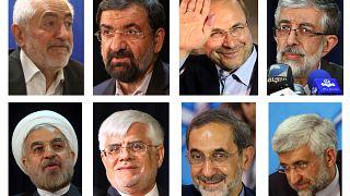 الانتخابات الرئاسية الإيرانية في 18 حزيران/يونيو
