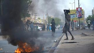 تظاهرات في السودان احتجاجا على رفع الدعم عن الوقود