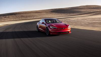 Tesla says the Model S Plaid is the fastest production car ever made.