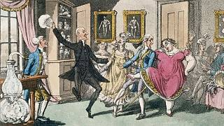 گاز خنده در اواخر سده ۱۸ میلادی در انگلستان به عنوان ماده عامل سرخوشی در مهمانیهای اشرافی استفاده میشد