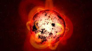 ستاره قرمز- عکس:آرشیو