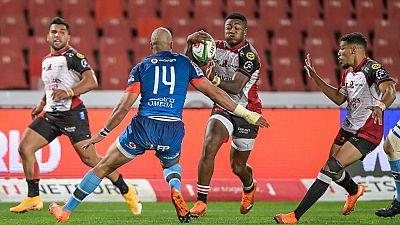 Rugby : le match Lions-Stormers annulé pour des cas de Covid-19