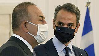Yunanistan Başbakanı Kirgios Miçotakis 31 Mayıs tarihinde Batı Trakya'da Türkiye Dışişleri Bakanı Mevlüt Çavuşoğlu ile görüşmüştü.