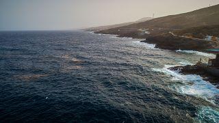 ساحل غيمار في جزيرة تنريفي بأرخبيل كناري ـ إسبانيا