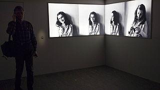 Im Anne Frank Museum in Amsterdam
