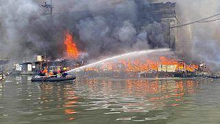 Philippine Coast Guard via AP