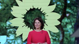 Annalena Baerbock als Kanzlerkandidatin bestätigt