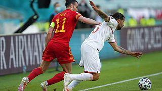 Euro 2020: Türkiye'nin grubunda İsviçre ve Galler 1-1 berabere kaldı