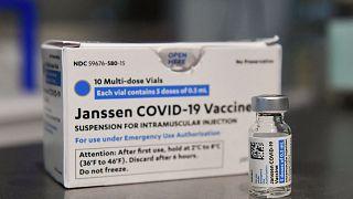 عيادة التطعيم التي أنشأها نادي لوس أنجلوس لكرة القدم، لوس أنجلوس، كاليفورنيا، 7 مايو 2021