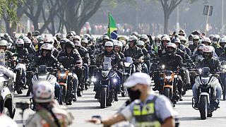 Штраф президенту Бразилии
