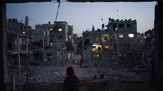 دمار واسع شهدته غزة خلال التصعيد