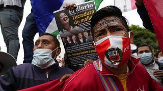 La sociedad peruana, más polarizada ante el recuento electoral