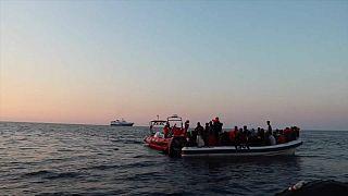Migranti soccorsi da MSF