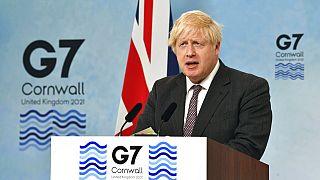 G7-Gipfel endet mit Abschlusserklärung voller Harmonie