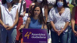 Ione Belarra, nueva líder de Podemos