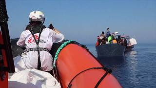 410 people rescued by MSF
