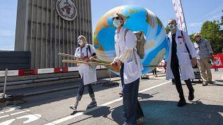 Kulcsfontosságú klímaügyi intézkedéseket utasítottak el a svájciak