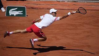 Новак Джокович во второй раз стал победителем Открытого первенства Франции