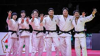 Japan win Gold on day 8 at World Judo Championships in Budapest
