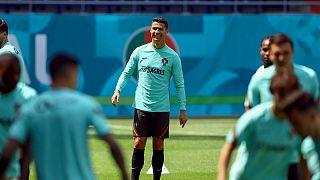 Cristiano Ronaldo lidera os campeões europeus na defesa do título