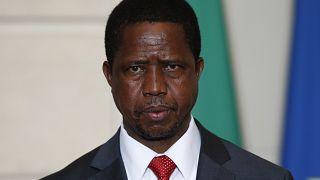 Zambie : le président Edgar Lungu victime d'un malaise