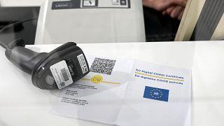 Unione europea, sottoscritto il regolamento del certificato digitale Covid