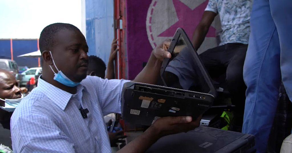 Togo : les marchés d'occasion tournent à plein régime
