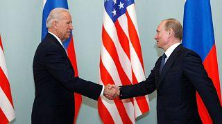 Putyinnak nincs lelke – ezt gondolta Joe Biden amerikai alelnök vendéglátójáról, Vlagyimir Putyin orosz miniszterelnökről első találkozásuk után, 2011-ben