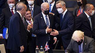 Заседание саммита НАТО.