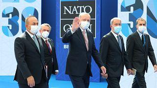 NATO Zirvesi - Bürksel