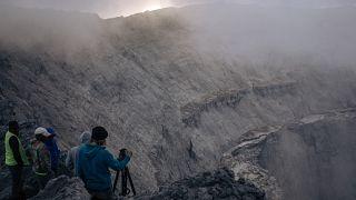 بركان نيراغونغو شمال غوما