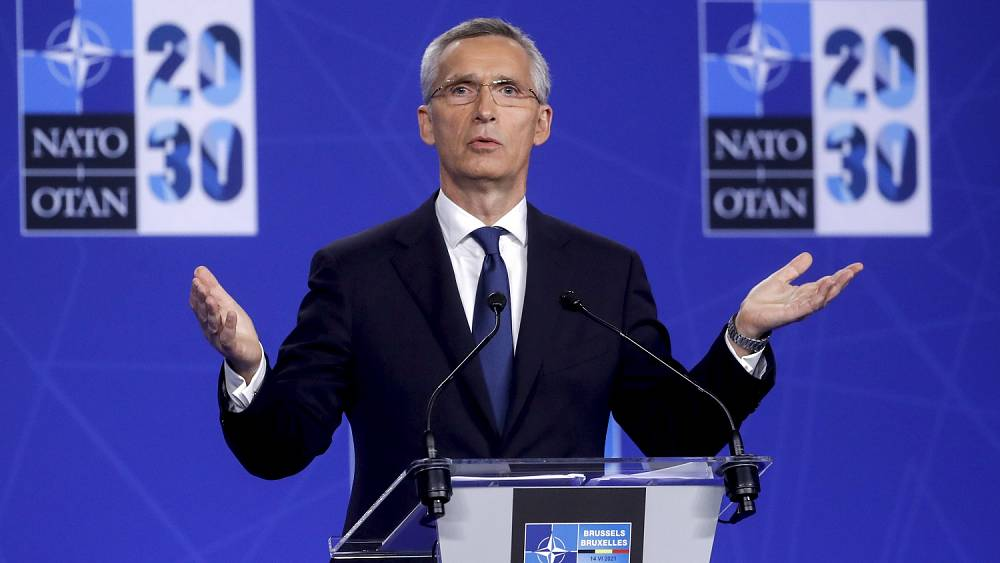 NATO statement on China goes 'further' than prior language - expert